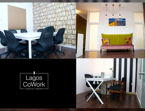 Lagos Cowork – Turning Workspace Into A Happy Space