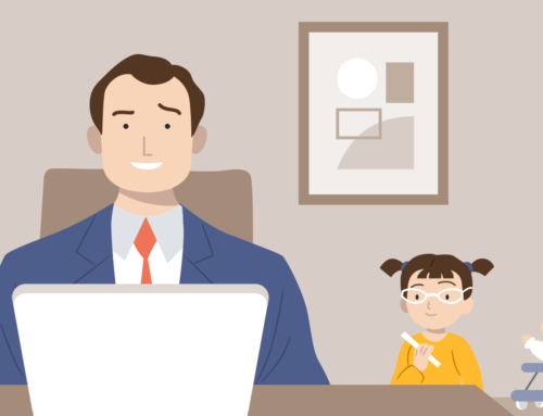 How to balance work and parenting while working from home