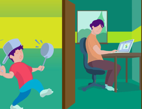 Effects of remote working on employees' productivity